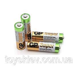 GP лужна SUPER ALKALIN-II 15A-LR06 S2,AA (1000 шт/ящ)