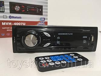 Автомагнитола с USB MP3 4007 ISO (20 шт/ящ)