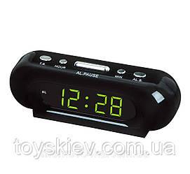 Настольный электроный часы VST-716 (80 шт)