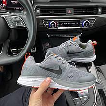 Мужские летние кроссовки Nike Zoom Pegasus V29, серые