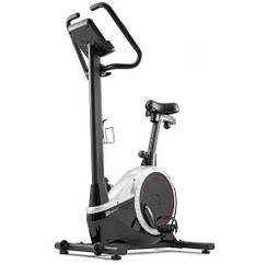 Велотренажер электромагнитный HS-060H Exige Черно-серебристый