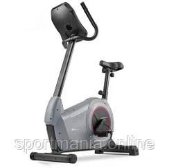 Велотренажер электромагнитный + мат HS-100H Solid iConsole+ Серый