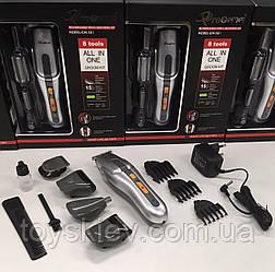 Машинка для стрижки волос+Бритва Триммер 8 in 1 GM-581 (40)