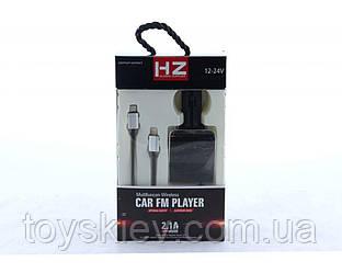 FM Модулятор+USB micro и iphone с блютузом H22BT ( BULUETOOTH & MP3 )