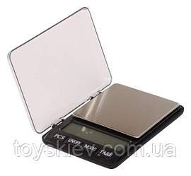 Ваги ювелірні DIGITAL SCALE MH-999/ 600гр/0.01 г (60 шт/ящ)