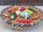 Сувенір з сонячного Узбекистану. Риштан - ручна робота., фото 3