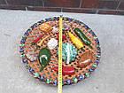 Сувенір з сонячного Узбекистану. Риштан - ручна робота., фото 4