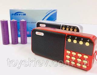 Радиоприемники MOD-M66/ USB/SD/2 x 18650  (100 шт/ящ)