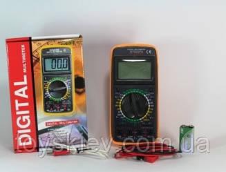 Мультиметр DT-9207/2302 A (40 шт/ящ)