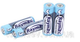 Батарейка Raymax  R06  (техника/АА/1.5V/2шт/ 60/ 1200)