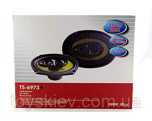 Автоколонки овальні TS-6973A MAX 350W