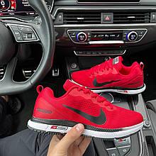 Мужские кроссовки текстильные Nike Zoom GUIDE 10 Red