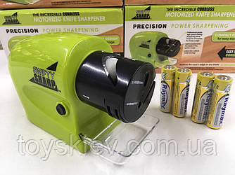 Электроточилка на батарейке ART-0565 (Sharpener)