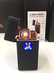 Зажигалка спиральная USB TH ZA-705/5408 2 B 1 ГАЗ+USB (200 шт/ящ)