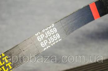 Ремень 6 PJ 559 для бетономешалки, фото 2