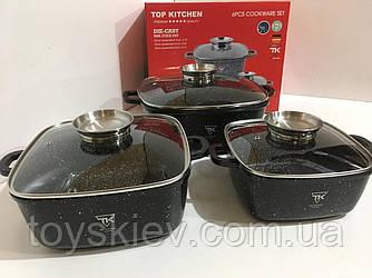 Набор посуды TK-00025 (4 шт/ящ)