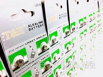 Часовые батарейки T&E AG-1