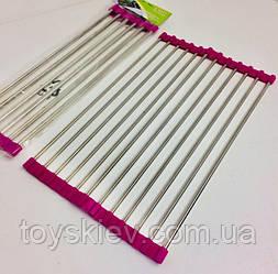 Сушилка решетка на раковину ART 7381/ 37*24 (120 шт/ящ)