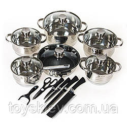Набор посуды Banоо TK-00010 (2 шт/ящ)