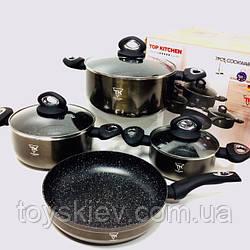 Набор кастрюль top kitchen TK 00082 (2шт/ящ)