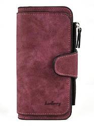 Кошелек Baellerry N-2345 cherry (300 шт/ящ)