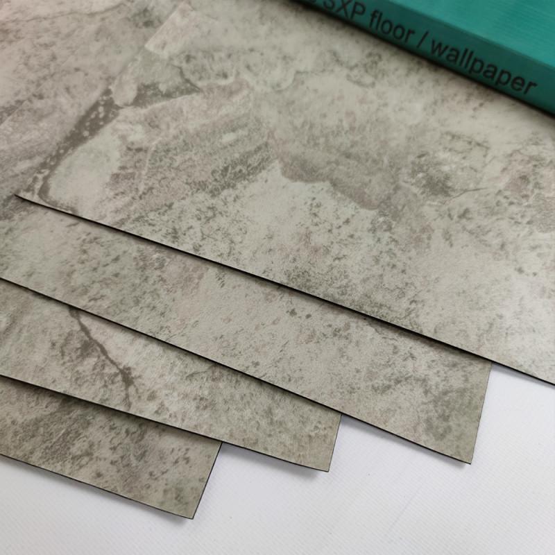 Самоклеящаяся виниловая плитка мрамор оникс, цена за 1 шт. (мин. заказ 12 штук)