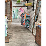 Самоклеящаяся виниловая плитка мрамор оникс, цена за 1 шт. (мин. заказ 12 штук), фото 2