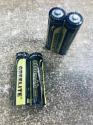 Акумулятор 18650/ 8800mAh Black Greelite ART 4454  (500 шт/ящ)