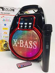 Радіоприймач з блютузом -GOLON RX-820BT USB+SD (4 шт/ящ)