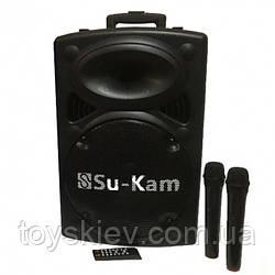 Акустическая система Su-Kam BT-150A+2 mic+ BT (1 шт/ящ)