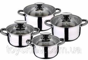 Набор посуды Rainberg RB-605 из 8 предметов  (2 шт/ящ)