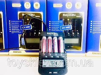 Зарядний пристрій Raymax RM-505
