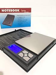 Ваги ювелірні NOTEBOOK VS-1108-20/ 2kg-01 (50 шт/ящ)