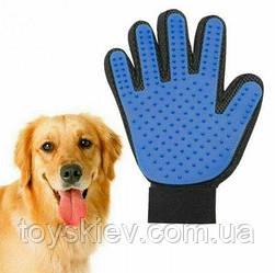Перчатка для чистки животных PET GLOVE MOD-208 (100)