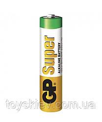 GP лужна SUPER ALKALIN-II 24A-S2 LR03,AAA (1000 шт/ящ)