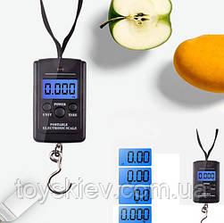 Кантер електронний Electronic Scale Т-01/ 247 ( 50 кг/01гр)