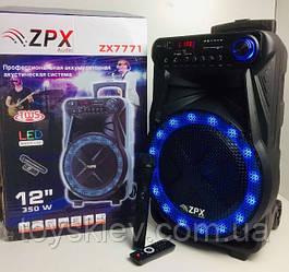 Акустическая система ZX-7771 BT (1 шт/ящ)