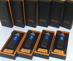 Электроимпульсная usb зажигалка с зарядкой от USB ZA-180 (200 шт)