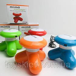 Ручний міні-масажер від USB і батарейках 3шт ААА/ Mimo XY-3199 (120 шт/ящ)