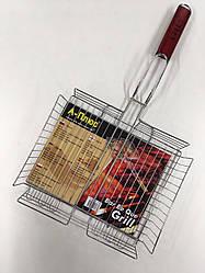 Решетка для гриля 31*24*6см A-PLUS ART-1896 (24 шт/ящ)