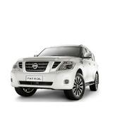 Nissan Patrol Y62 2011