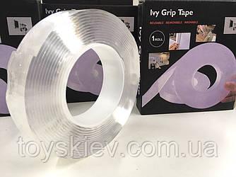 Лента для захвата плюща 1м Ivy Grip Tape ART-6673 (120-100шт/ящ)