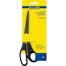 Ножиці офісні Buromax 210мм, 4506