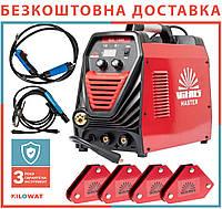 Полуавтомат Сварочный аппарат Vitals Master MIG 1400