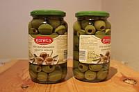 Оливки крупные Baresa 540 g из Италии, фото 1