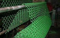 Сетка рабица стальная 2,6 - 55х55 мм - 2х10 м в ПВХ