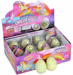 Іграшка растишка Єдинороги в яйці