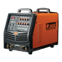 Jasic TIG 315p AC DC(E103)