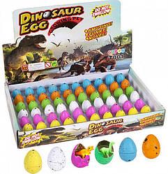 Іграшка-растишка динозавр в яйці