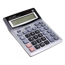 Калькулятор ГОСТРО KK 1200 кишеньковий настільний професійний бухгалтерський